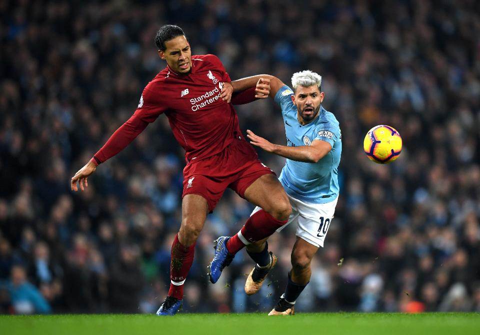 Soi kèo Liverpool vs Manchester City