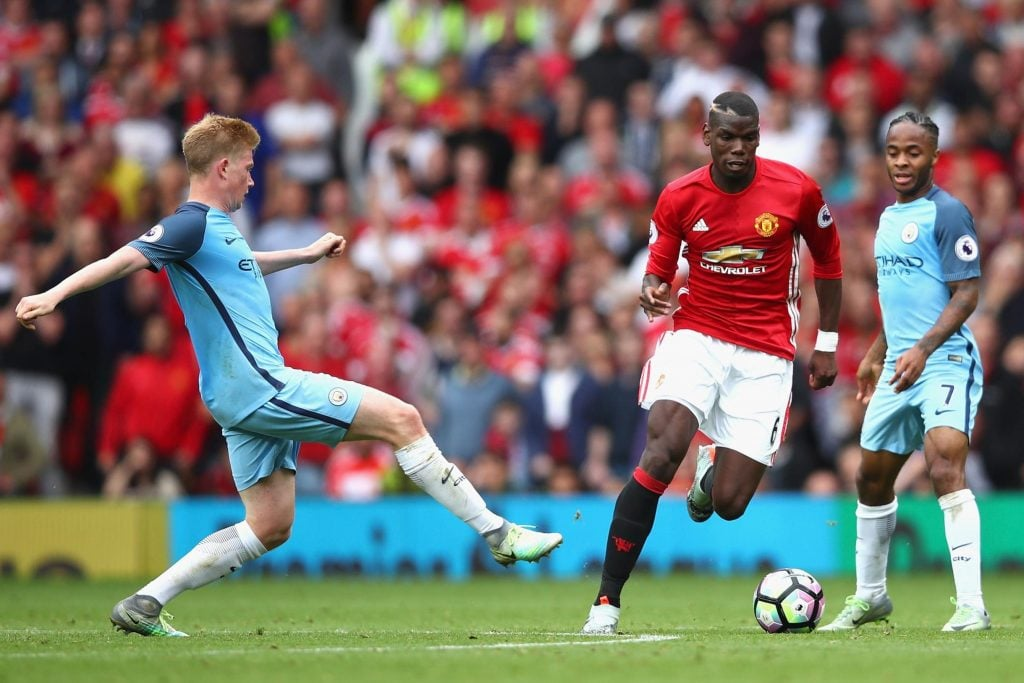 Soi kèo Manchester City vs Manchester United
