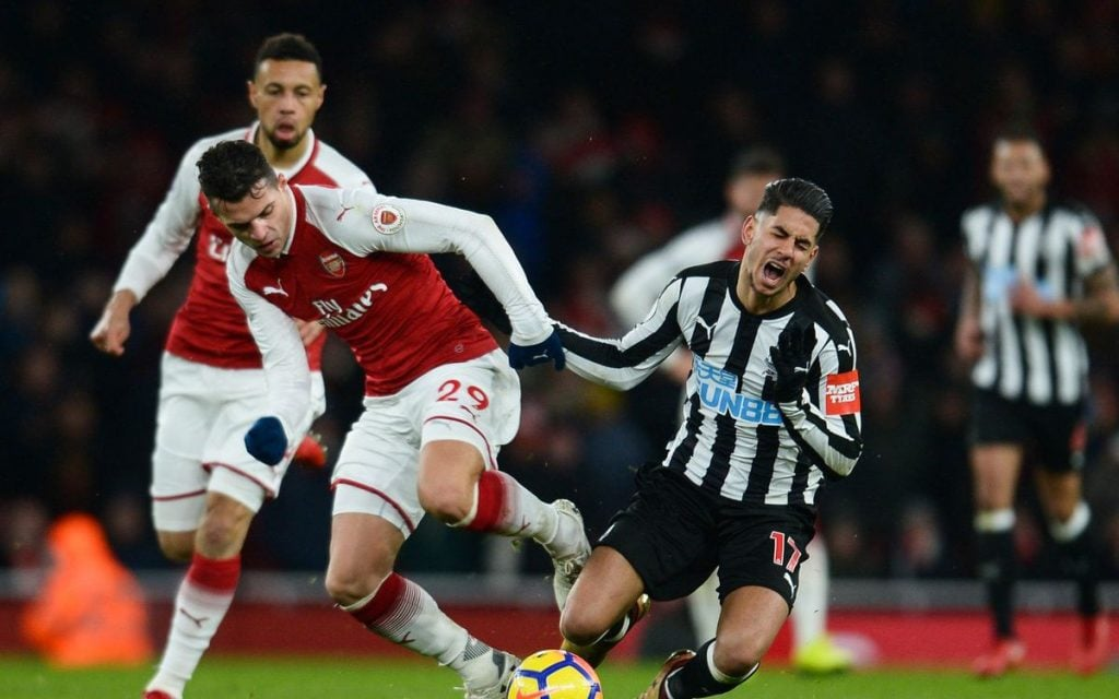 soi kèo nhà cái Arsenal vs Newcastle United